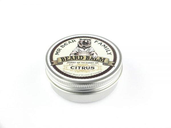 Mr. Bear Beard Balm Citrus