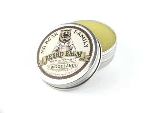 Mr Bear Family Baard Balm Woodland