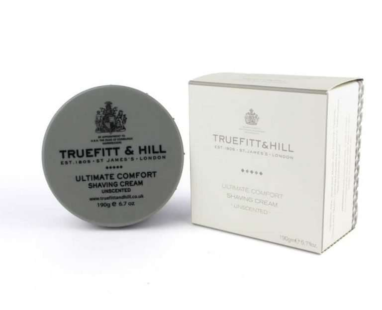 Truefitt & Hill ultimate comfort scheercrème