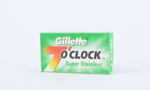 Gillette 7 O'clock Super Stainless Double Edge