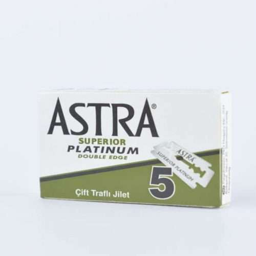 Astra double edge