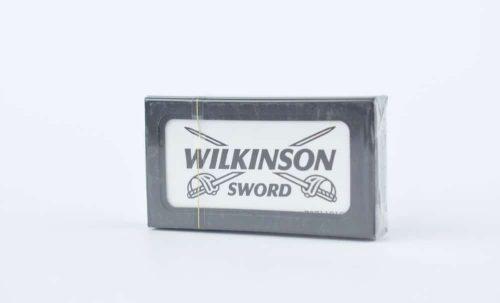 Wilkinson double edge
