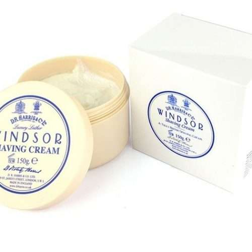 DR Harris & Co. WIndsor scheercrème