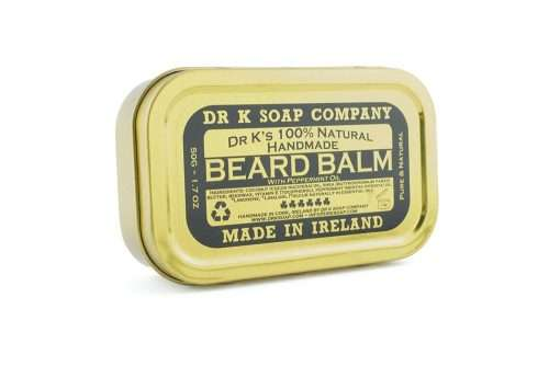 DR K Beardbalm pepermint gesloten DR K soap company Beardbalm 50ml