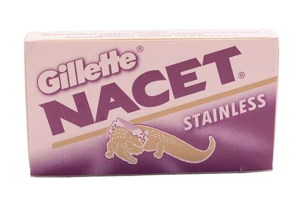 Gillette Nacet double edge