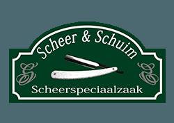 Logo Scheer en Schuim op mijn account