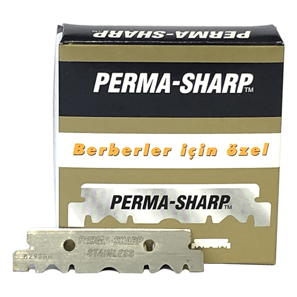 Perma-sharp single edge mesjes