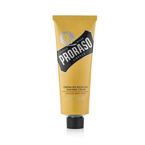 Proraso Scheercrème tube Wood Spice 100ml proraso