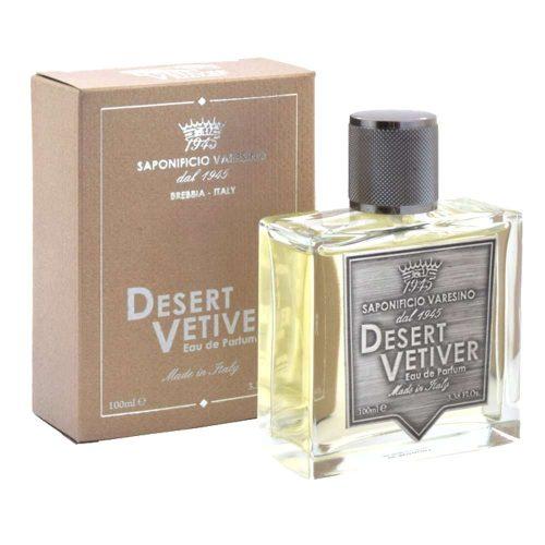Desert vetiver eau de parfum