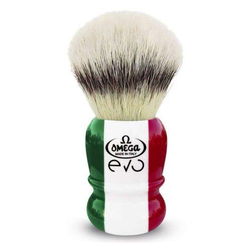 Omega-Evo-scheerkwast-tricolore